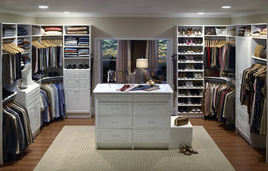 Closet Design Weston MA